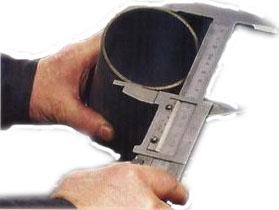 Требования к ремонтным гильзам